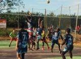 Photo of Turnamen Bola Voli TMMD Reguler ke-108 Kodim 1014/Pbn untuk Mencari Atlet Muda Potensial