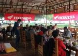 Photo of Semarak Honda ADV150 Fun Touring, Astra Motor Kalbar Gandeng Community