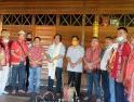 Bupati dan Wakil Bupati Hadiri Acara di Rumah Betang Sekadau, Ritual Adat Pengganti Gawai Nyapat Tahun