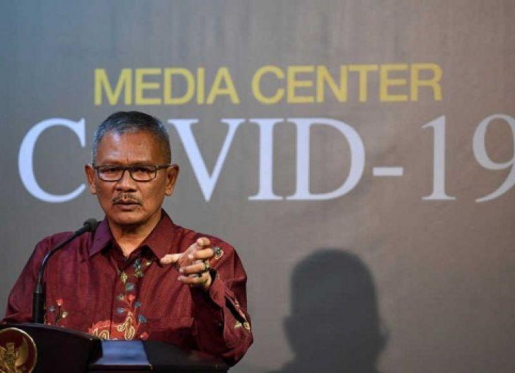 Photo of Kasus Positif Capai 76.981 dan 36.689 Sembuh, Ini Update Wabah Covid-19 di Indonesia pada Senin, 13 Juli 2020