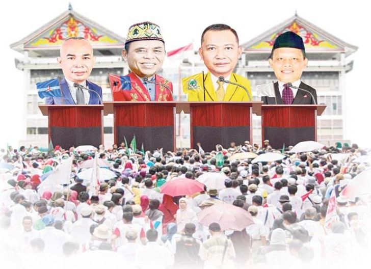 Photo of Perang Partai di Pilkada Bengkayang