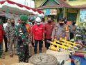 Kodim 1204/Sanggau Gelar Apel Satgas Huma Desa Mandiri untuk Antisipasi Karhutla