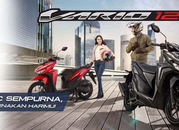 Photo of Honda Vario Series Dilengkapi dengan Fitur-Fitur Keselamatan Canggih