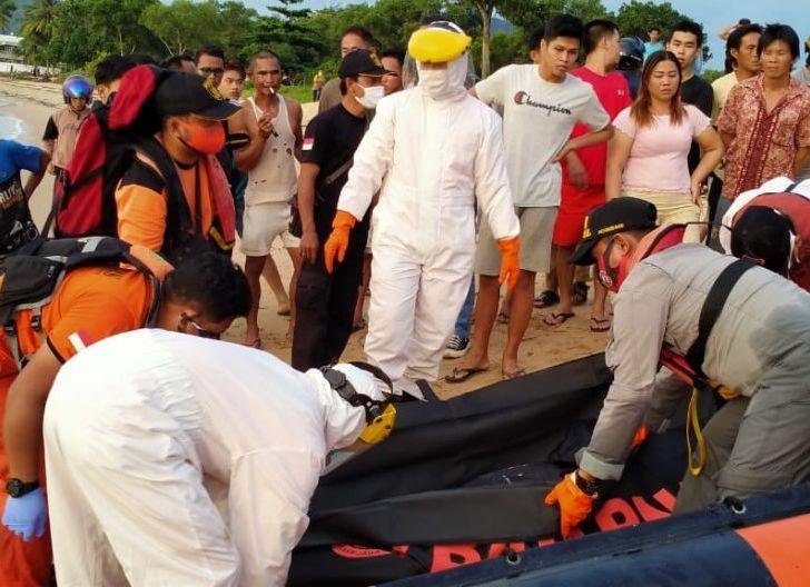 Photo of Tim SAR Gabungan Temukan Warga yang Tenggelam di Pantai Air Merah