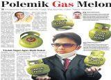 Photo of Polemik Gas Melon di Kalbar, Pengamat: Cabut Subsidi Elpiji 3Kg Karena tidak Tepat Sasaran