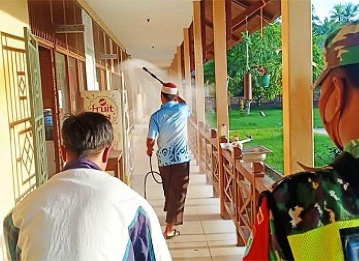 Photo of Kodim 1202/Skw Lakukan Pendampingan Jelang Belajar Tatap Muka, Pembentukan Kader Penegakan Disiplin Protokol Kesehatan