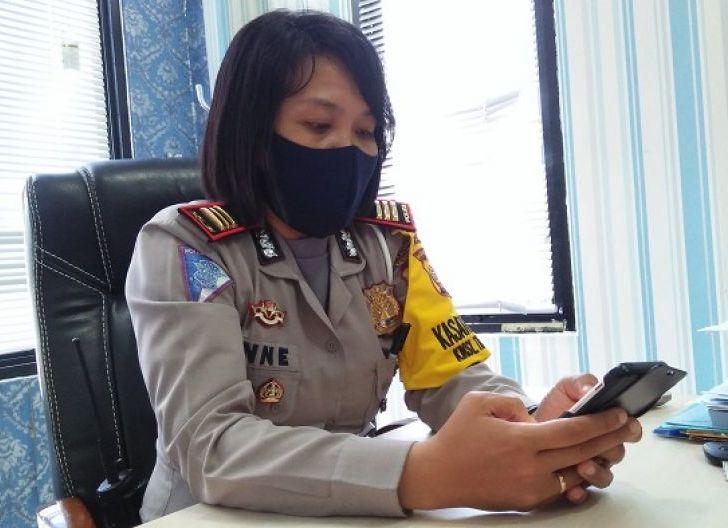 Photo of Satlantas Polres Sanggau Tilang 294 Pengendara
