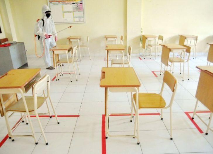 Photo of Landak Bersiap Berlakukan Pembelajaran Tatap Muka, Bupati Gelar Rapat Bersama Kadisdikbud