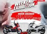 Photo of Honda Weekend Exhibition Astra Motor Pontianak Kembali Hadir dengan Diskon Angsuran hingga Rp117.000 per Bulan