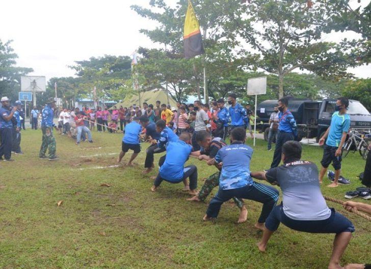 Photo of Semarak Lomba 17-an, Wujud Syukur dan Kebersamaan Keluarga Besar Lanud Supadio