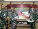 Beruntun Empat Kali Raih Prestasi Terbaik Kodam se-Indonesia, Pendam XII/Tanjungpura Sabet Juara LKJ TMMD