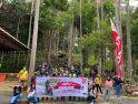 ADV X PCX On Vocation Seri 3 ke Rindu Alam Singkawang, Honda Kalbar Ajak Komunitas Eksplore Keindahan Wisata Lokal