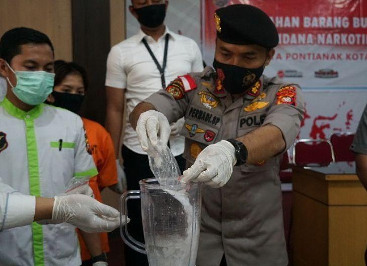 Photo of Pemakaian Narkoba Meningkat saat Pandemi Covid-19