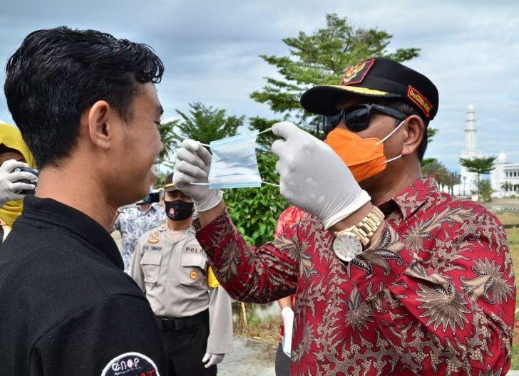 Photo of Warga Tak Pakai Masker Bakal Disanksi