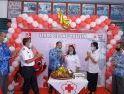 Hadiri HUT Ke-75 PMI, Bupati Ajak Masyarakat Donor Darah