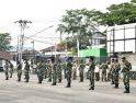 Tingkatkan Kekompakan dan Profesionalisme Prajurit, Lantamal XII Laksanakan PBB dan Bongkar Pasang Bersenjata