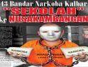 43 Bandar Narkoba Kalbar 'Disekolahkan' ke Nusakambangan