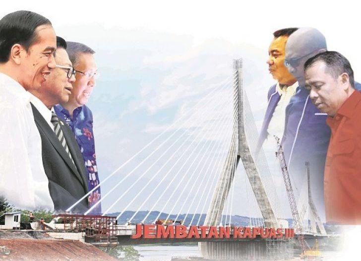 Photo of Masyarakat Kalbar Nantikan Jembatan Kapuas III