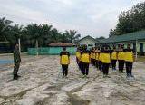 Photo of Latih Kedisplinan dan Kepemimpinan, Yonarmed 16 Gelar Komsos Kreatif