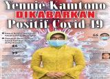 Photo of Yennie Kamtono Dikabarkan Positif Covid-19, Kasus Konfirmasi Virus Corona Terus Meningkat, Perlukah PSBB Diterapkan di Pontianak?