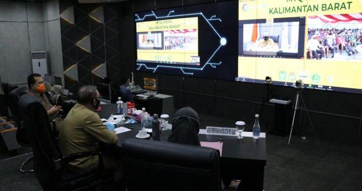 Gubernur Kalbar Apresiasi Kabupaten Sekadau Sukses Gelar MTQ Ke XXVII