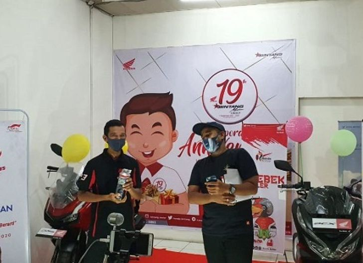 Photo of Grebek Dealer Bintang Motor Pontianak Bertabur Promo Terbaik