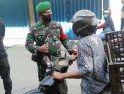 Mulai 1 Oktober Sanksi Pelanggar Prokes Diberlakukan di Sanggau