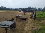Photo of Polres Sekadau Gelar Latihan Menembak Senpi Laras Panjang