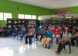 Photo of Satgas TMMD Reguler ke-109 Kodim 1012/Buntok Gelar Penyuluhan Kesehatan dan Pelayanan KB di Desa Sibung