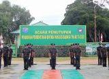 Photo of Danrindam XII/Tpr Tegaskan Babinsa sebagai Motivator dan Penegak Protokol Kesehatan