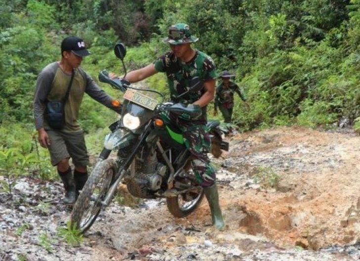 Photo of Dandim 1205/Sintang Buka TMMD Reguler ke-109
