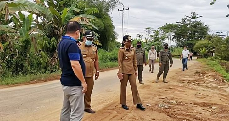 Atasi Permasalahan Aktivitas Galian C di Jalan KS Tubun, Wali Kota Sarankan Pengurus Vihara Bangun Pagar