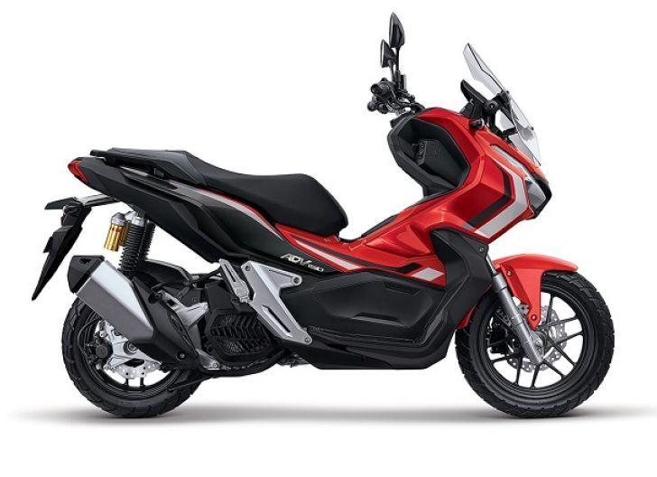 Photo of Disematkan Emblem Timbul, Honda ADV150 Punya 3 Warna Baru