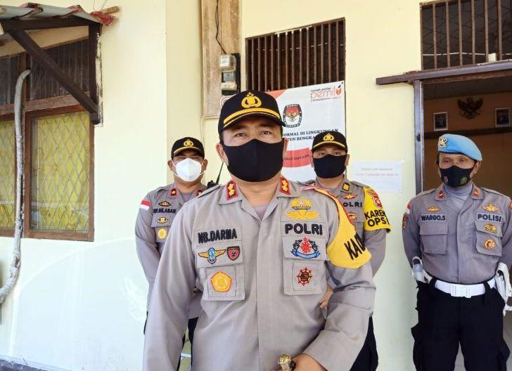 Photo of Pilkada Bengkayang, Kapolres Minta Anggota Bersikap Netral