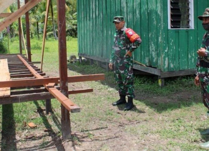 Photo of Renovasi Semua Sasaran Fisik TMMD Diyakini Selesai Sebelum Kegiatan Berakhir