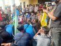 Aliansi Pemuda Sampaikan Aspirasi ke DPRD Mempawah, Tolak UU Ciptaker hingga Kecam Tindakan Aparat