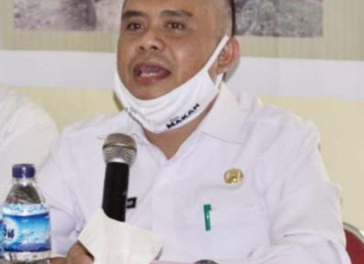 Photo of Wabup Kayong Utara, Effendi Ahmad Positif Covid-19