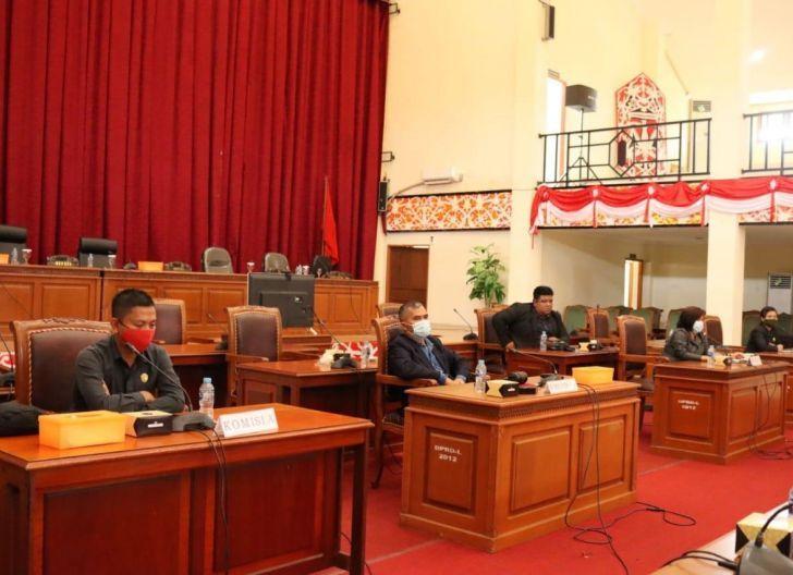 Photo of Rakor DPRD Landak dengan Disdukcapil, Dewan Minta Lakukan Inovasi Pelayanan ke Masyarakat