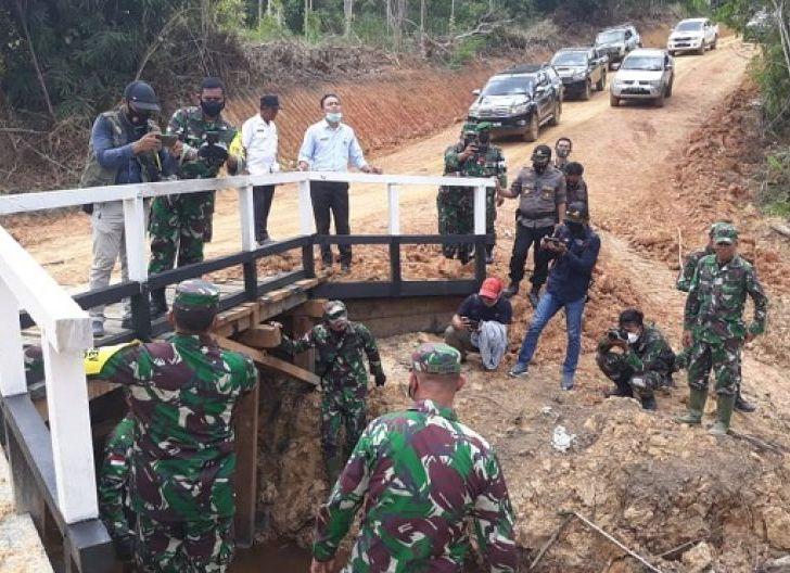 Photo of Jembatan Penghubung Antar Desa Jawaban Kebutuhan Sarana dan Prasarana Transportasi Warga