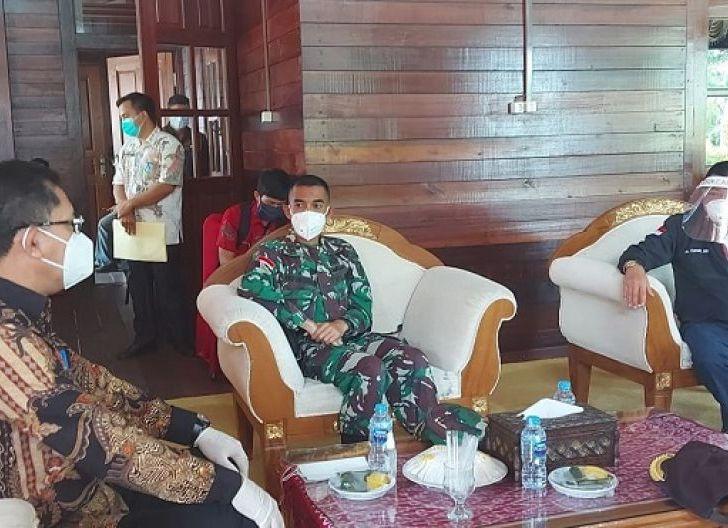 Photo of Anum Terima Kunker Anggota Komisi II DPR RI, Bahas Persiapan Pilkada