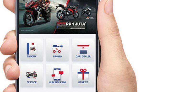 Aplikasi Motorku X Permudah Booking Servis Kendaraan Pelanggan Honda