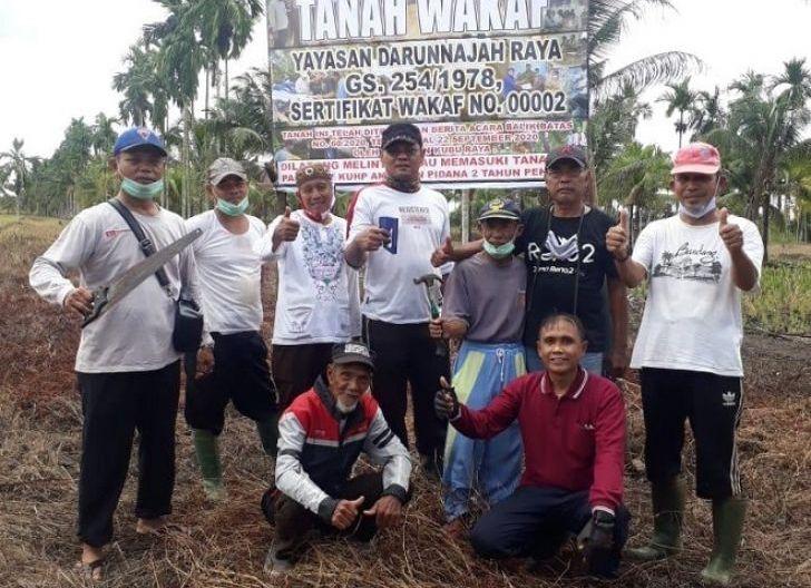 Photo of Sengketa Tanah Wakaf di Parit Rintis karena Terbitnya BA Balik Nama