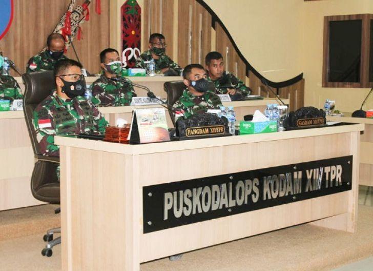 Photo of Pangdam XII/TPR : Penanganan Covid-19 Libatkan Segenap Penthahelix