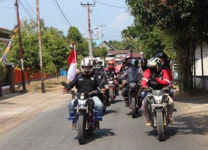 Photo of Komunitas Honda Streetfire Club Indonesia dapat Pendidikan Keselamatan berkendara dari Astra Motor Kalbar