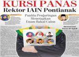 Photo of Kursi Panas Rektor IAIN Pontianak, Panitia Penjaringan Menetapkan Enam Bakal Calon