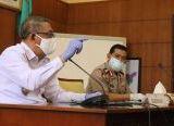 Photo of Gubernur Kalbar Serahkan Dokumen Pemekaran Kapuas Raya