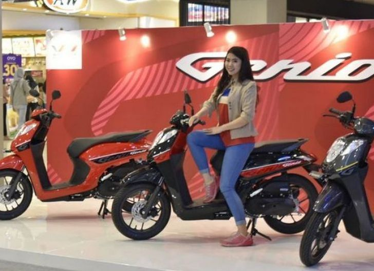 Photo of Honda Genio, Skutik Fashionable Honda Punya Warna Baru