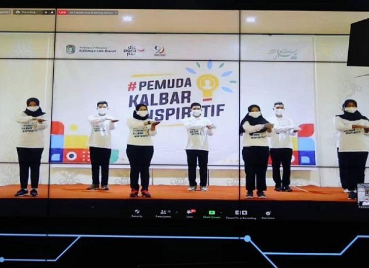 Photo of Kadisporapar Kalbar Harap Peningkatan Kreatifitas dan Inovasi dari Pemuda Kalbar