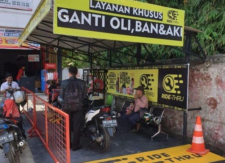 Photo of Astra Motor Berikan Program Spesial HUT ke-249 Kota Pontianak, Bersihkan Injektor Hanya Rp24.900 di AHASS