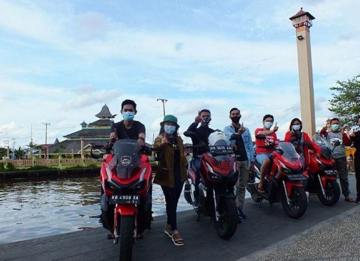 Photo of ADV On Vocation Astra Motor Kalbar Seri 4 Gali Cerita Kota Pontianak